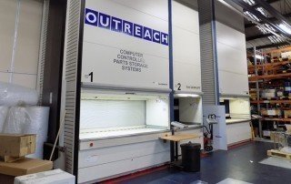 Outreach Ltd, Falkirk