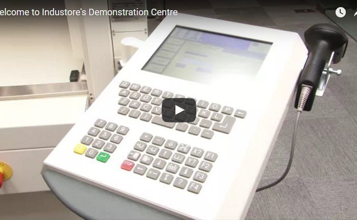 Industore demo centre video