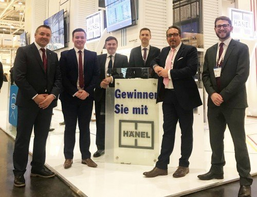 Industore Project Managers Explore CeMAT 2018