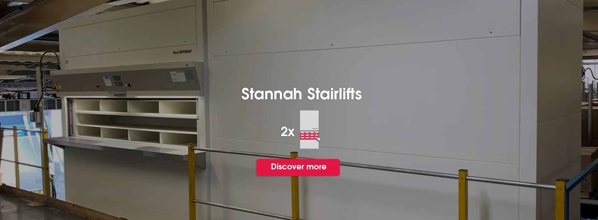 Stannah Case Study